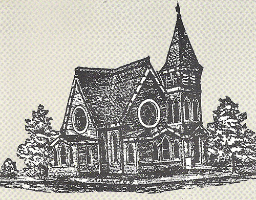 church and school 1890 NEW