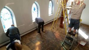 chapel painter