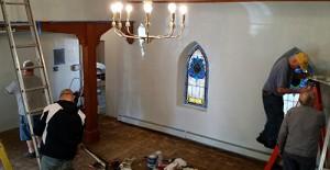 chapel - side